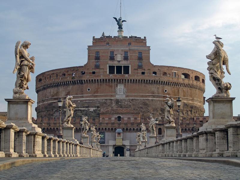 A Roma con i bambini visita di Castel SantAngelo per famiglie