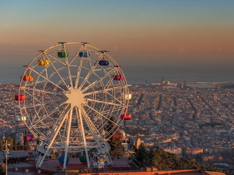 Barcellona vacanza in famiglia a Pasqua