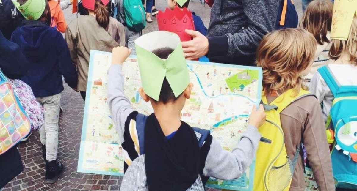 bologna weekend safari urbano