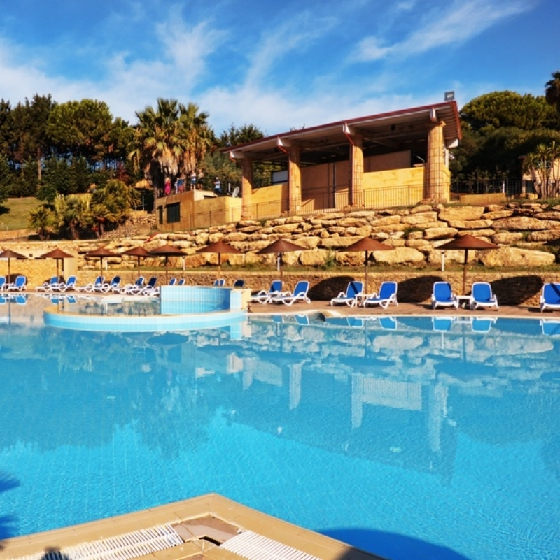 Calabria resort sul mare in pensione completa