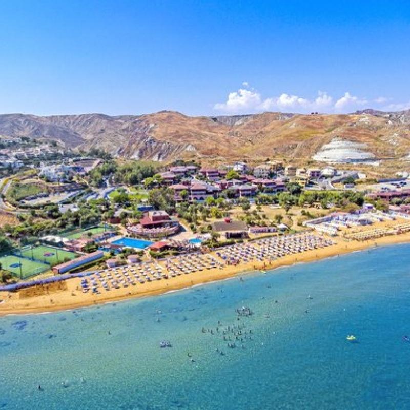 Calabria Villaggio 4 bimbo gratis sul mare