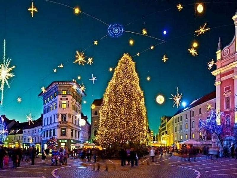 Capodanno in Slovenia con i bambini