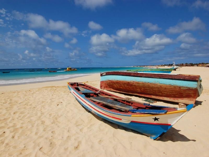 Carnevale a Capo Verde viaggio di gruppo con i bambini