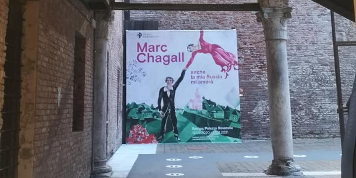 chagall mostra misura bambini