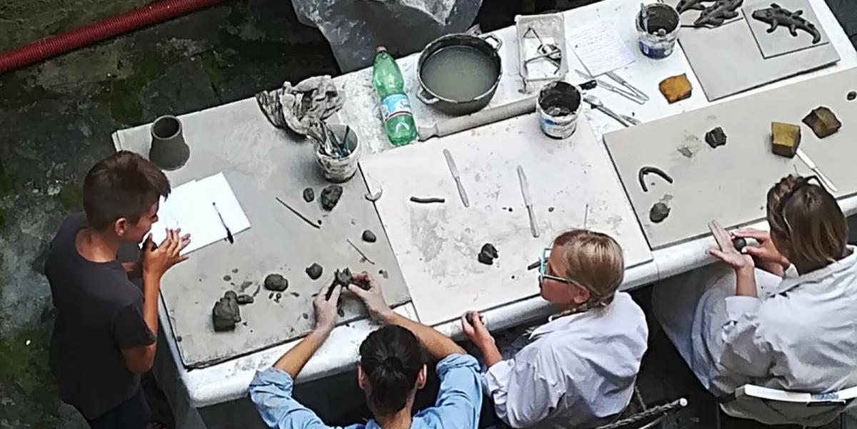 chi c  ceramica laboratori