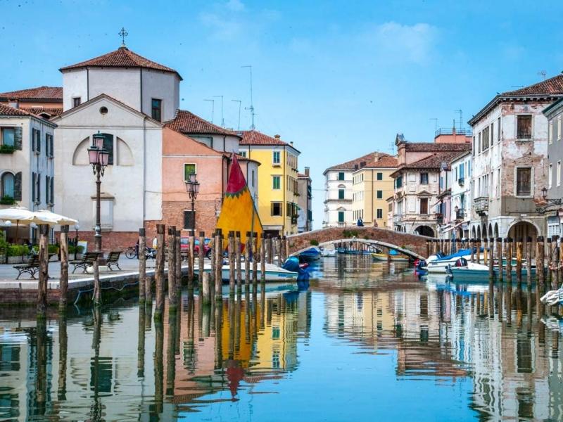 Chioggia con bambini escursione family tra i canali e giro in barca