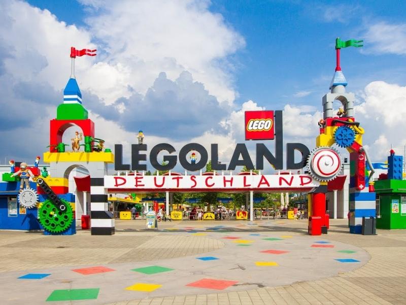 Con i bambini a Legoland e Monaco di Baviera