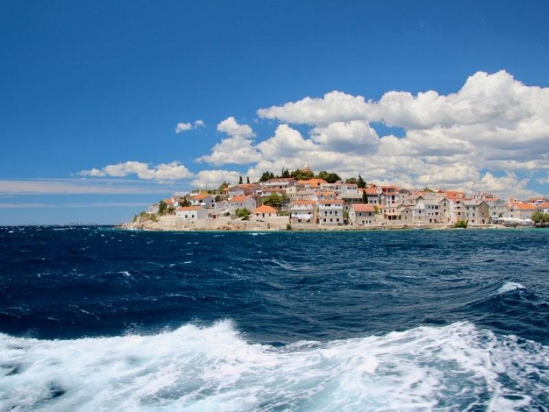 Croazia per famiglie in bici e barca tour di gruppo internazionale