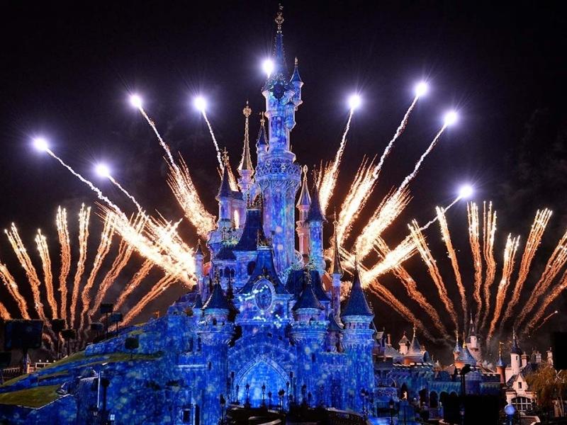 Disneyland Paris a Capodanno con i bambini