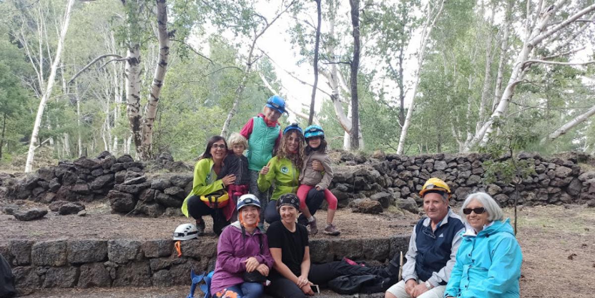 etna family tour sull etna