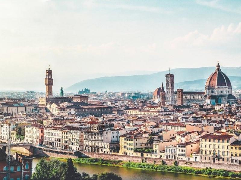 Firenze dei bambini tour della cittdallalto