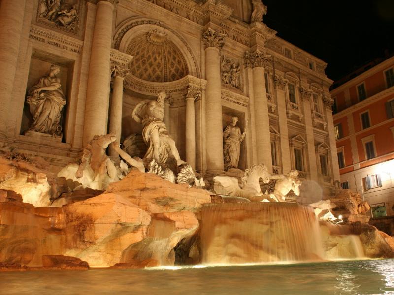Fontane e Fontanelle di Roma per famiglie