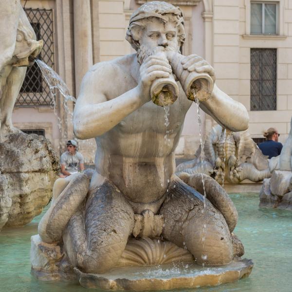 fontane fontanelle roma famiglie