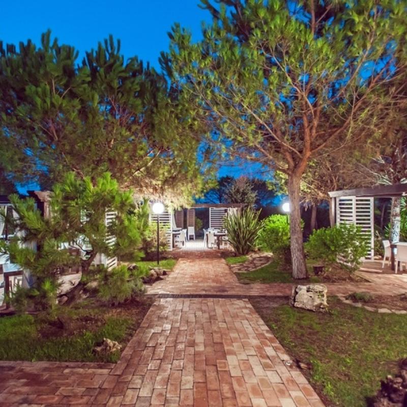 Gargano villaggio a Manfredonia in pensione completa