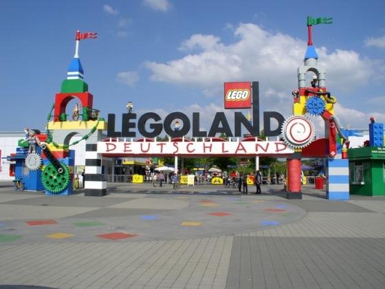 Halloween con i bambini a Legoland e Monaco di Baviera