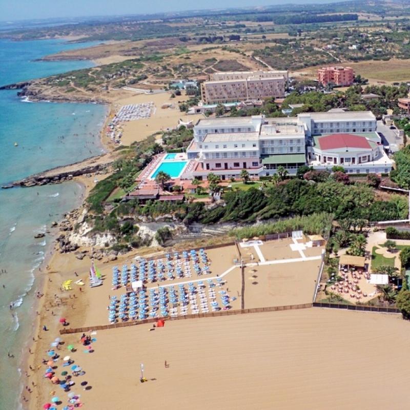 Hotel all inclusive sul mare vicino a Noto
