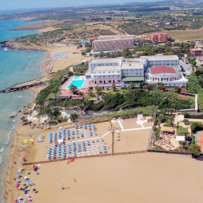 Hotel all inclusive in Sicilia