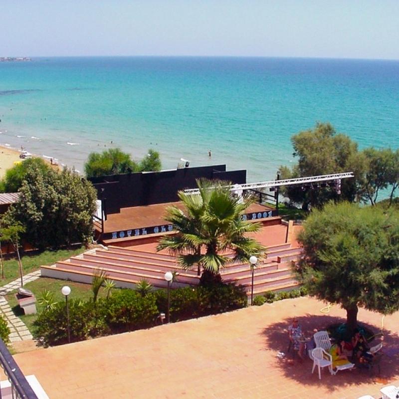Hotel  all inclusive in Sicilia bimbi gratis