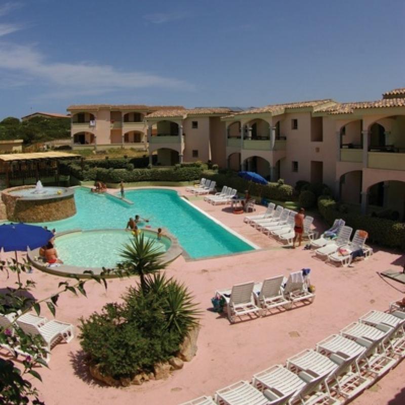 Hotel 4 in Sardegna sul mare bimbo gratis