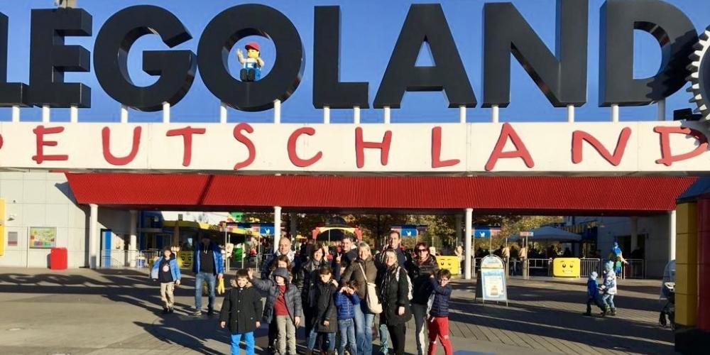 Il racconto del nostro viaggio a Legoland e Monaco di Baviera in gruppo con altre famiglie!