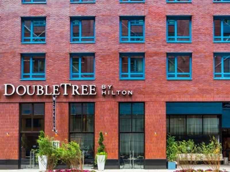 doubletree hilton times square
