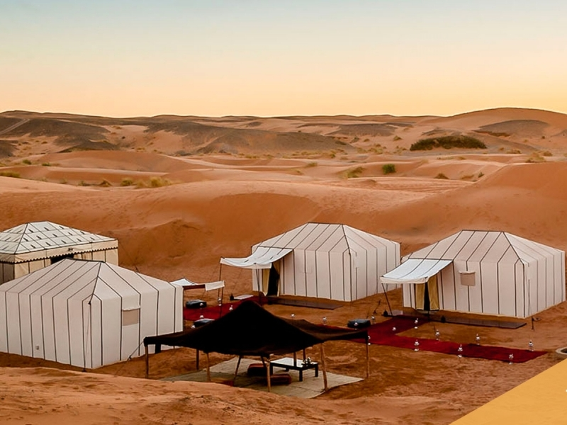 hotel riad campi tendati