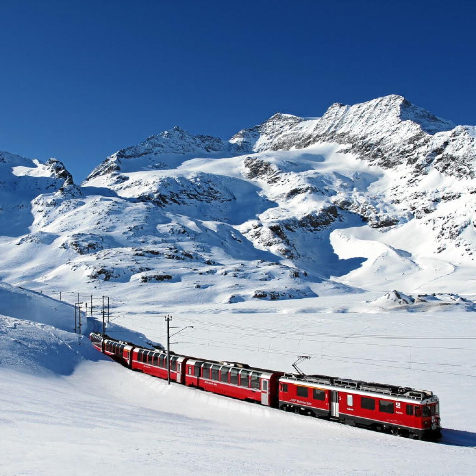 Vivi un'esperienza magica sulle Alpi Svizzere
