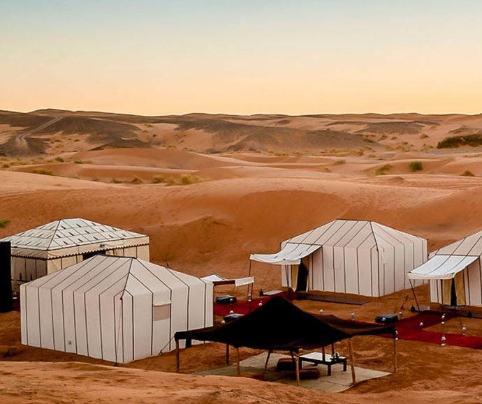 tenda luxury