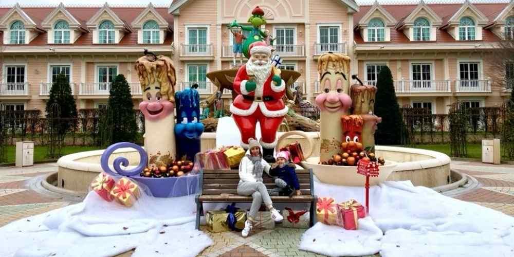 Dove portare i bambini a Capodanno? al Gardaland Hotel!