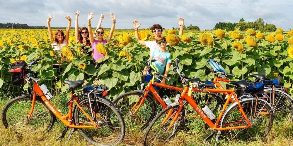 6 percorsi in bici in Italia con bambini