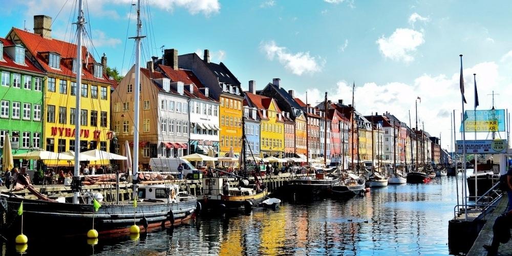 Danimarca con neonata nel marsupio! Itinerario di viaggio in Danimarca in camper