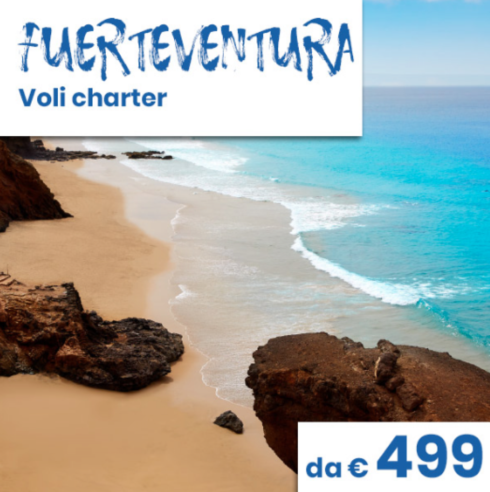 Parti con noi per Fuerteventura a settembre