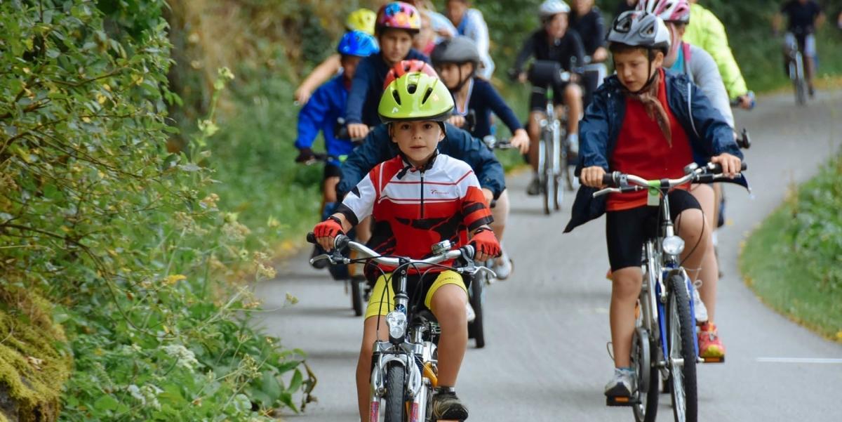 in bicicletta linz vienna