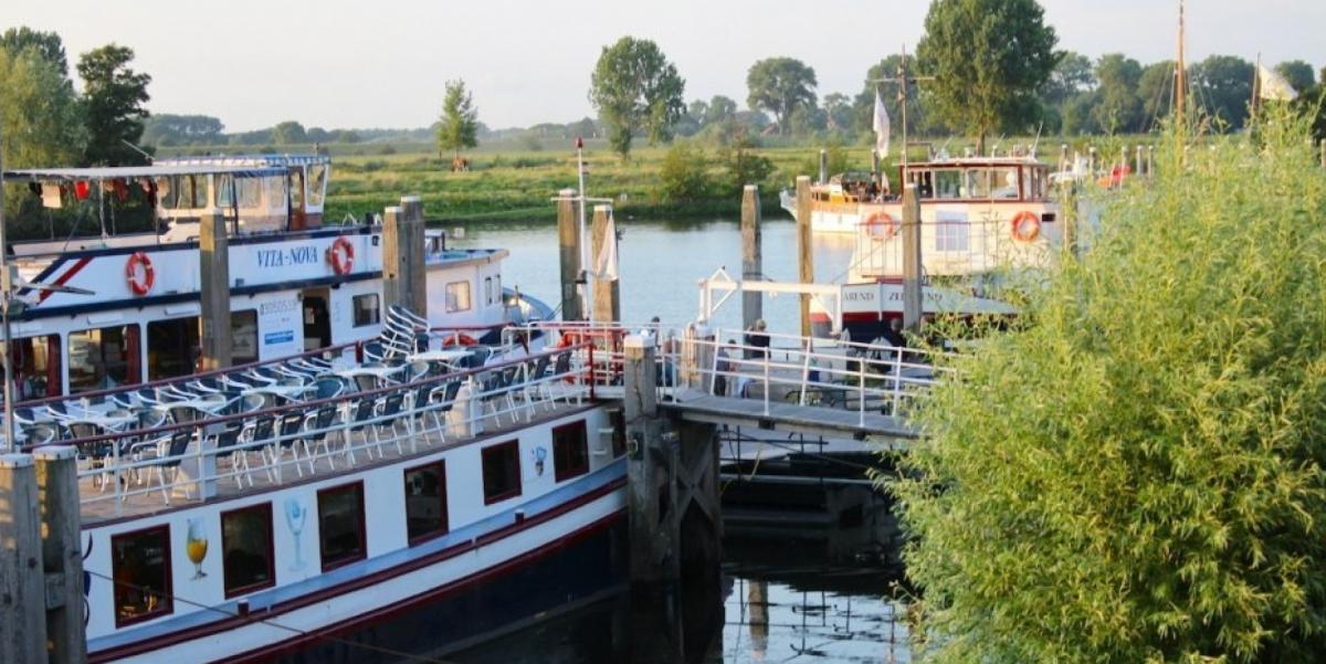 itinerario bici barca olanda
