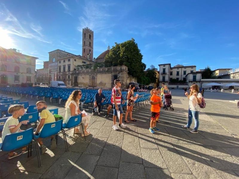 Lucca tour a piedi animali fantastici e dove trovarli