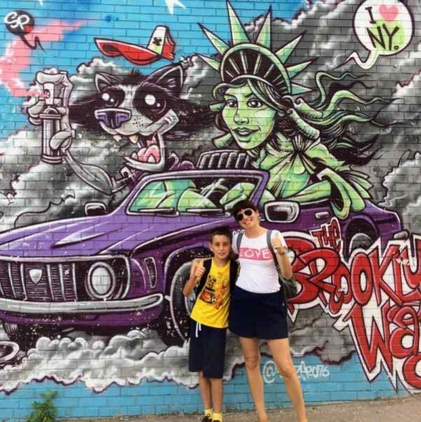 luglio new york bambini