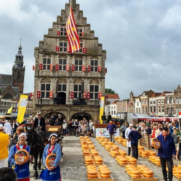 olanda family tour bicicletta