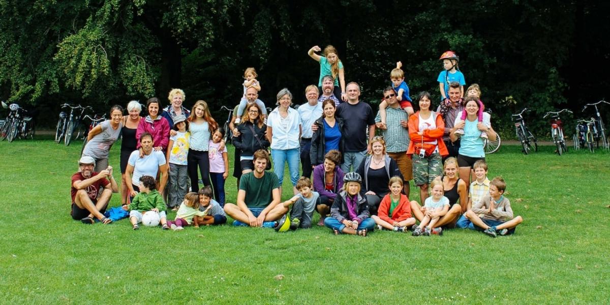 olanda rotta bicicletta bambini