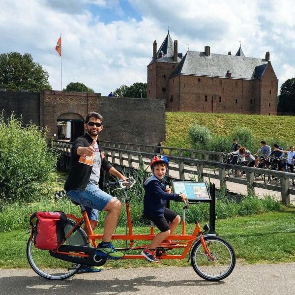 olanda tour italiano bici