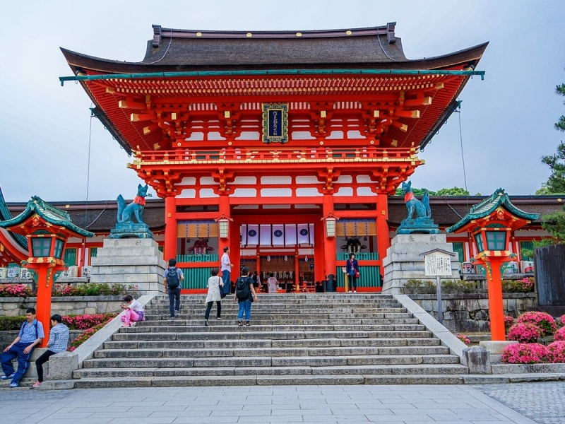 Pasqua in Giappone tour di gruppo per famiglie
