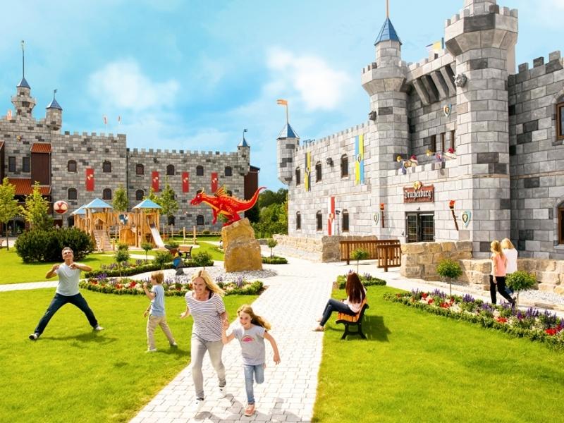 Pasqua a Legoland e Monaco di Baviera