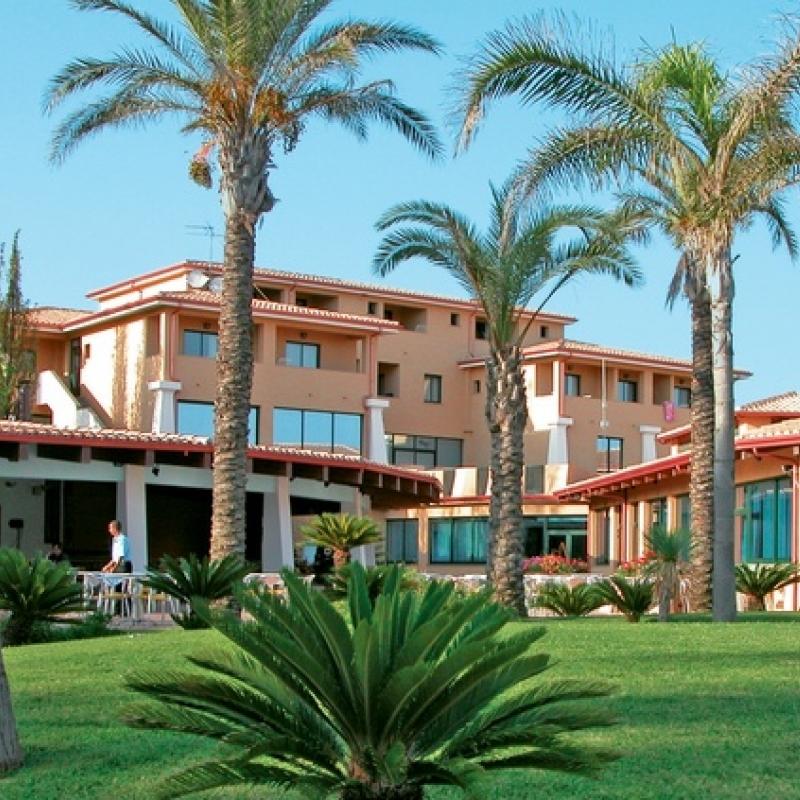 Resort in Calabria per famiglie pensione completa