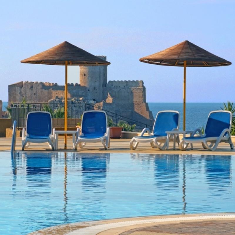 Resort 4 in Calabria vacanza sul mare e pensione completa