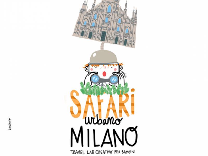 Safari Urbano alla scoperta di Milano con i bambini