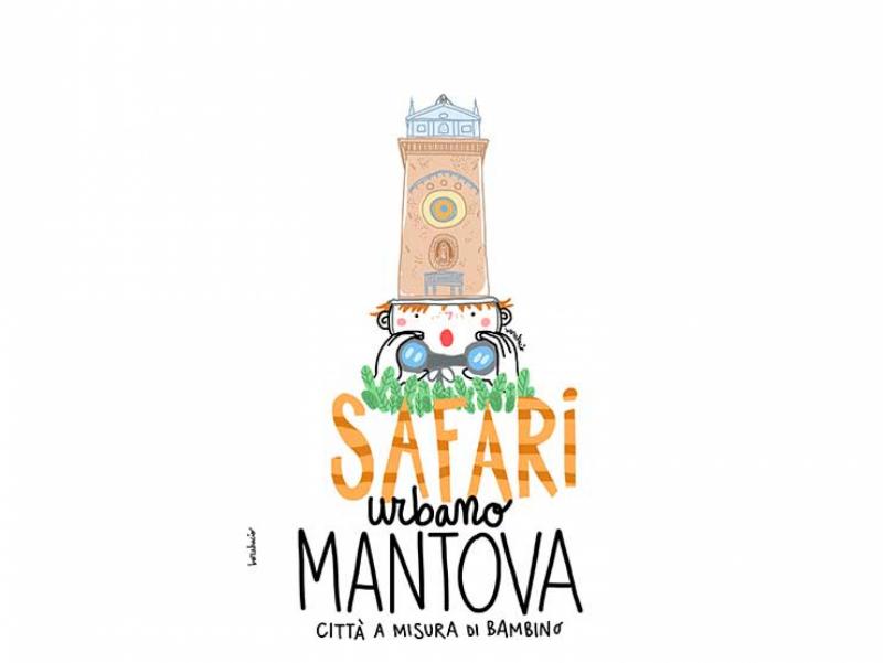 Safari Urbano family a Mantova con i bambini