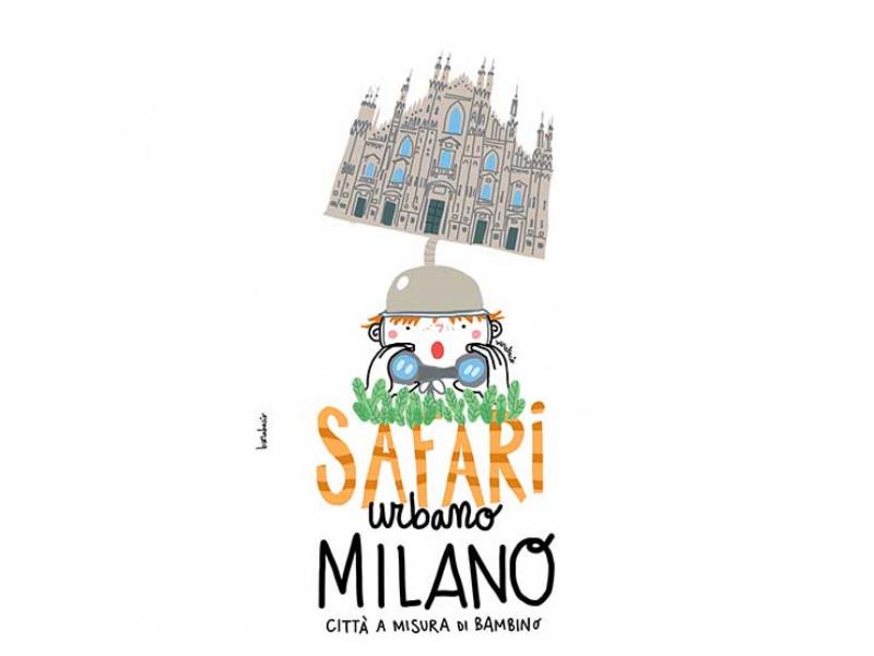 Safari Urbano family a Milano con i bambini