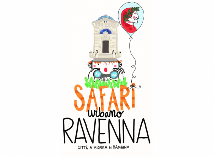 Safari Urbano family a Ravenna con i bambini