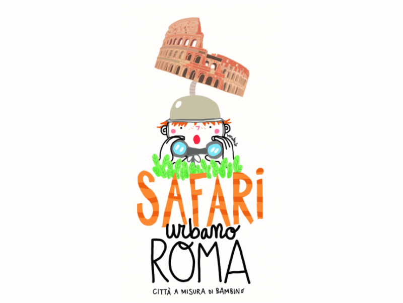 Safari Urbano family a Roma con i bambini