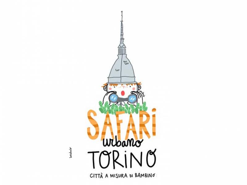 Safari Urbano family a Torino con i bambini