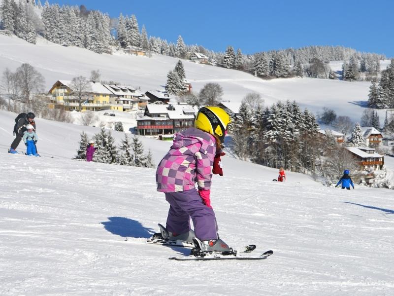 Settimana bianca per famiglie Con i bambini in montagna in Trentino